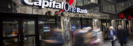 Massive Capital One data breach exposes tens of thousands of Social Security numbers