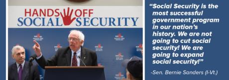 Bernie Sanders on Social Security