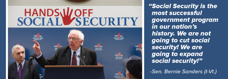 Bernie Sanders on Social Security