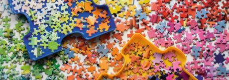 Life benefits from…a jigsaw puzzle?