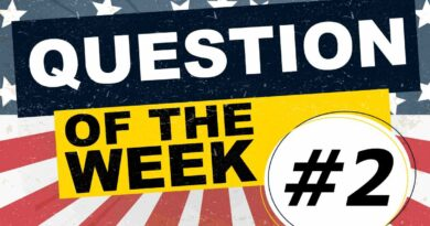 Question of the Week #2
