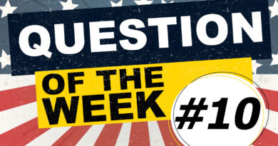 Question of the Week #10