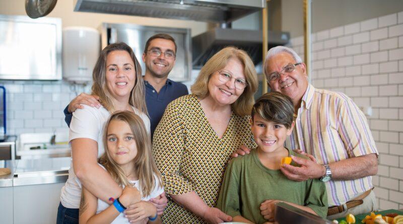 multi-generational family